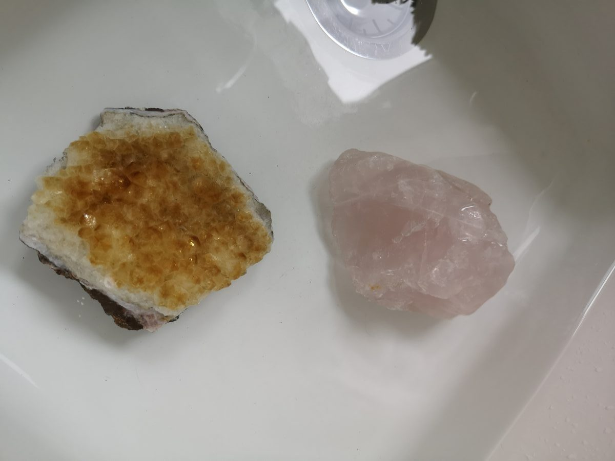 Our crystals